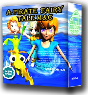kids, ebook, jigsaw, puzzle, game, children, fairy, tale, fairytale, pirate, cin