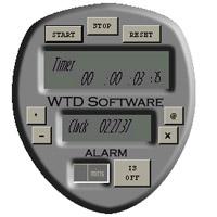 WTD Freeware Timer Alarm 1.1 full